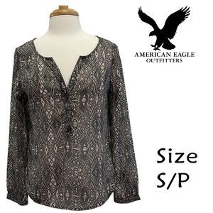 American Eagle Outfitters Snake Print Size S/P